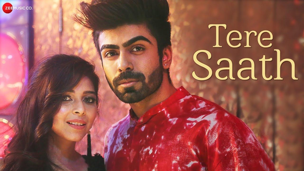 Tere Saath Lyrics, Simantinee Roy