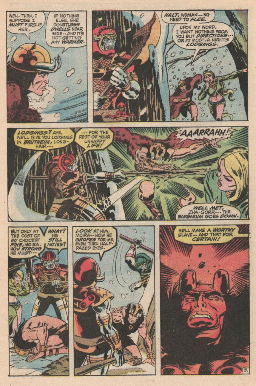 Conan the Barbarian (1970) Issue #2 #14 - English 4