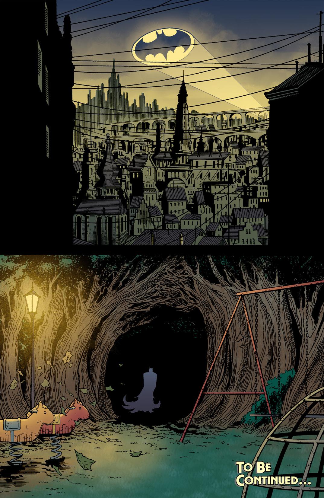Detective Comics (1937) 812 Page 22