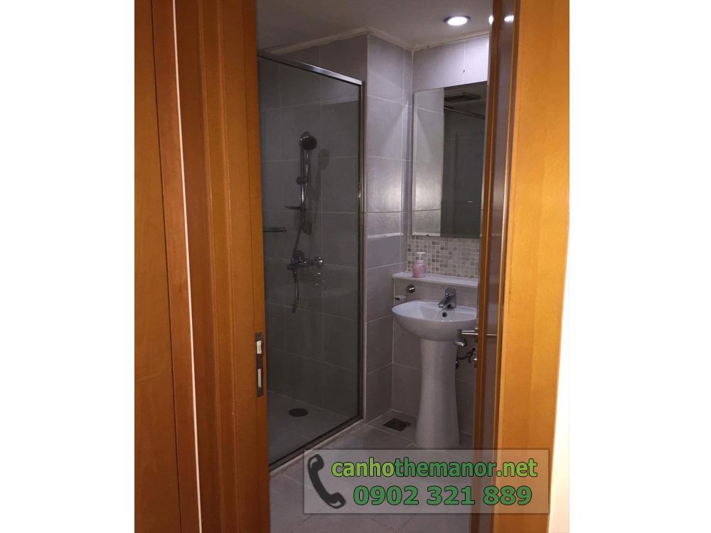 The Manor 1 Ho Chi Minh cho thuê căn hộ 2 phòng ngủ - hình 15