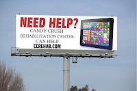 centro de rehabilitacion de candy crush humor