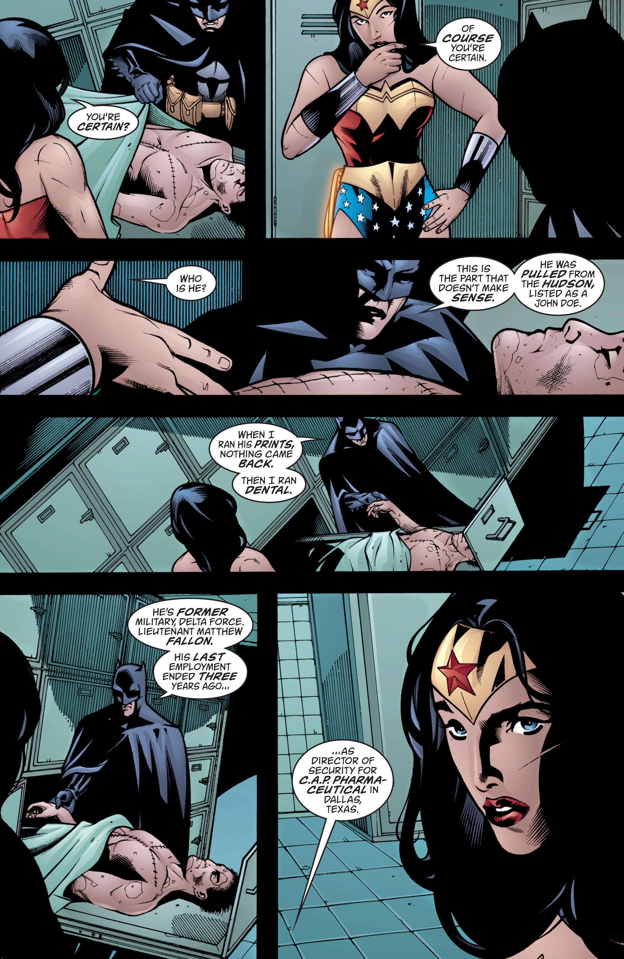 Read online Wonder Woman (1987) comic -  Issue #204 - 18