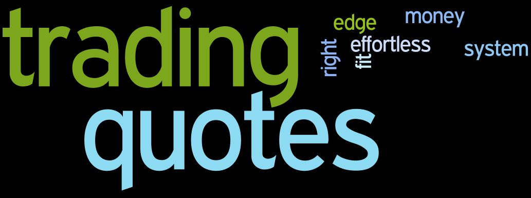 trading quotes for high quality trading