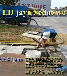 SEDOT WC SURABAYA BARAT - 085102757733