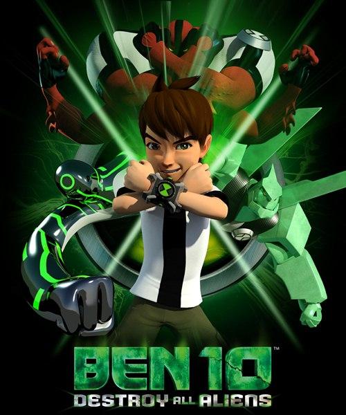 InfoAnimation.com.br: Filmes: Ben 10