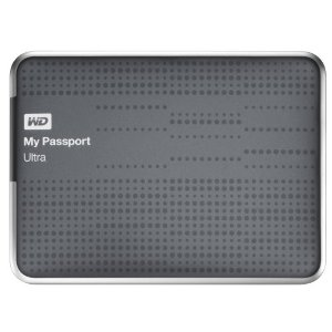 Buy and Compare WD My Passport Ultra 1 TB Portable Hard drive - Black