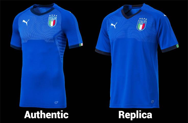 the best attitude f4062 3e44f All-New Puma evoKNIT Authentic vs Replica Jersey - What Are ...