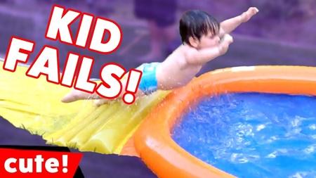 Funniest Kids Fails Compilation
