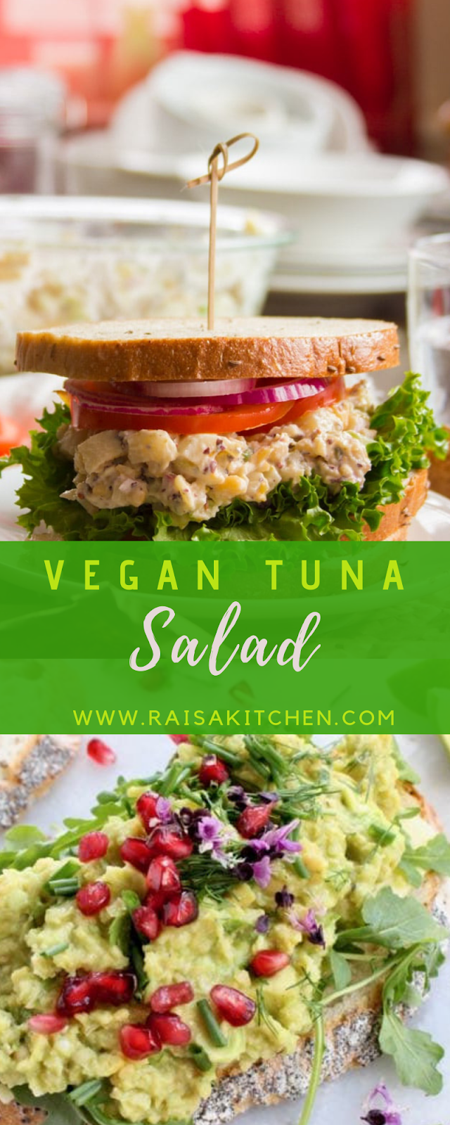 Better than Tuna: Vegan Tuna Salad