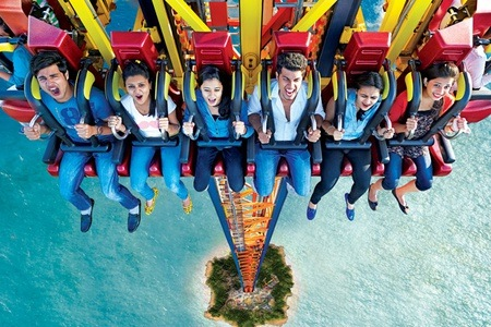 Essel World Amusement Park of Mumbai