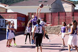 Baloncesto escolar Aranjuez Doménico Scarlatti