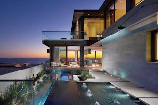 Hermosa residencia  con vista al mar.
