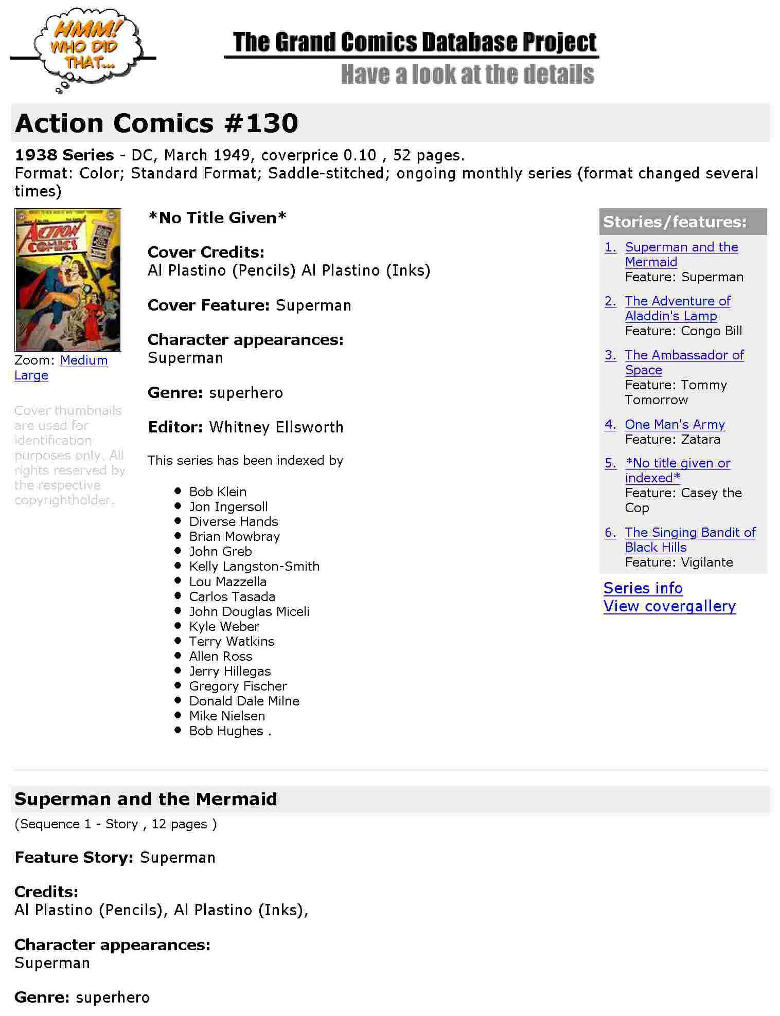 Action Comics (1938) 130 Page 50