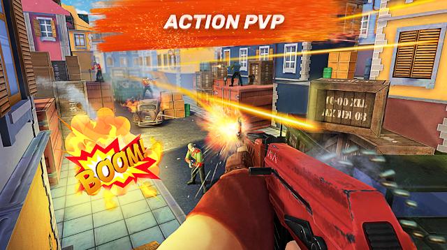 Game Guns of Boom Mod Apk