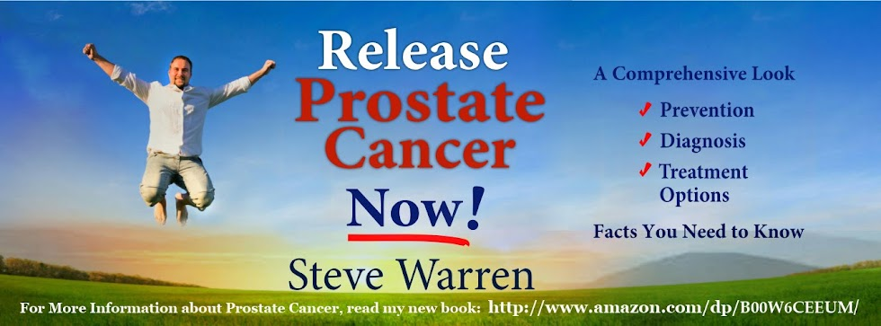 Release Prostate Cancer Now!