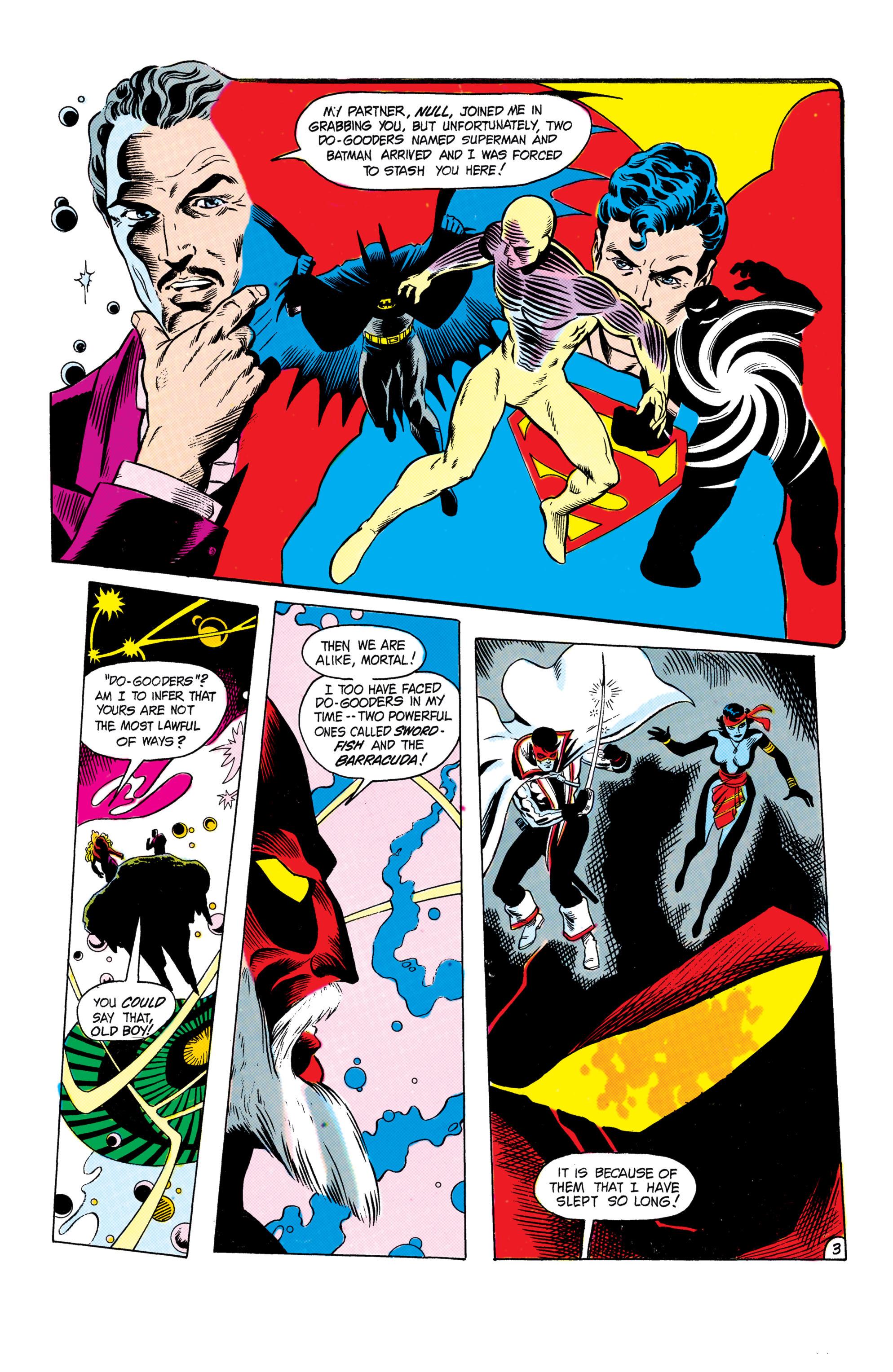 Read online World's Finest Comics comic -  Issue #306 - 4