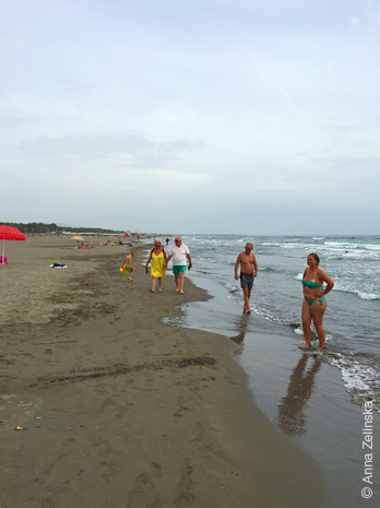 Велика плажа (Большой пляж), Черногория