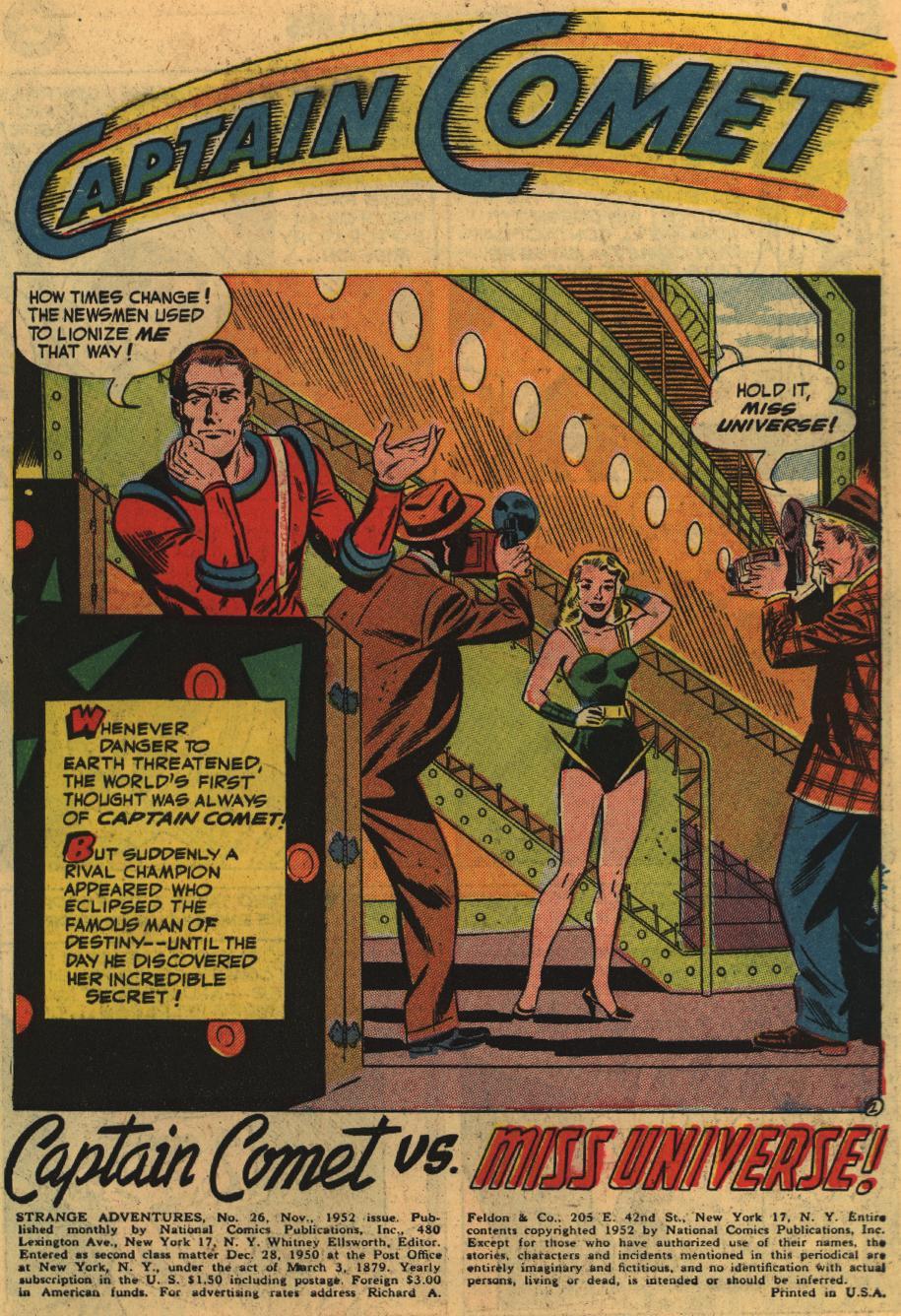 Strange Adventures (1950) issue 26 - Page 3