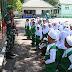 Anak TK Masyithoh Mertasinga Kunjungi Markas Kodim 0703/Cilacap