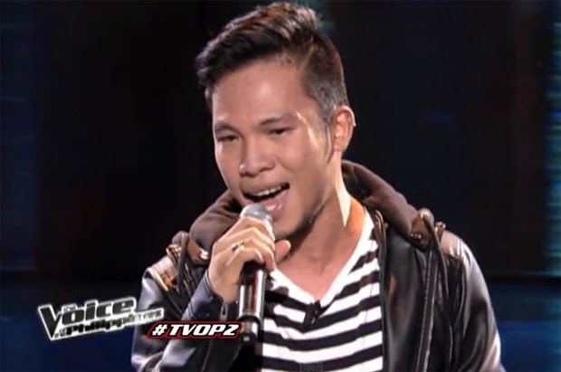 The Voice of the Philippines Season 2 Poppert Bernadas sings 'Luha' Video Performance Replay