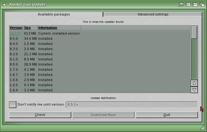 winuae workbench download