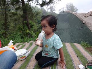 Pendaki Pemula, Camp Mawar Ungaran