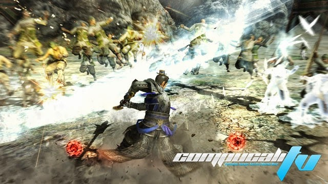 Batallas en Dynasty Warriors 8 Xtreme Legends