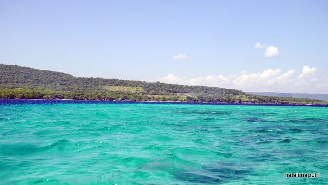 Pesona Bahari pulau Moyo