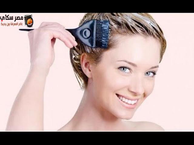 طرق صباغة الشعر وكيفية إستخدام الحناء hair dye