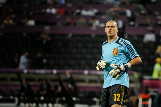 Valdés, sin ansiedad mejor que nunca.