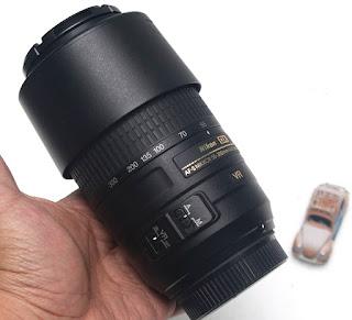 Nikon 55-300mm VR Seken