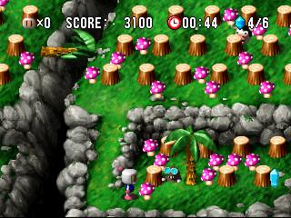 Free Download Bomberman World PS1 For PC Full Version ZGASPC