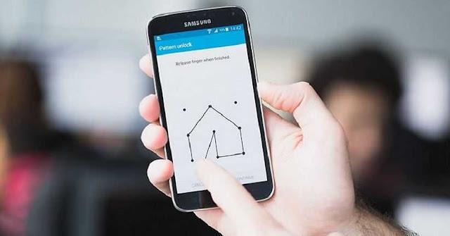 Cara Membuka Kunci Pola Pada Android Samsung