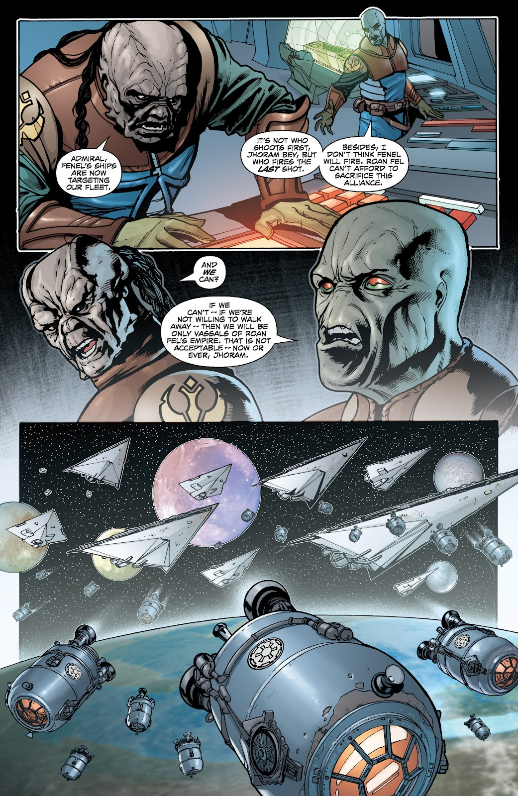 Read online Star Wars Legends: Legacy - Epic Collection comic -  Issue # TPB 2 (Part 5) - 5