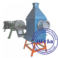 Mesin rotary dryer