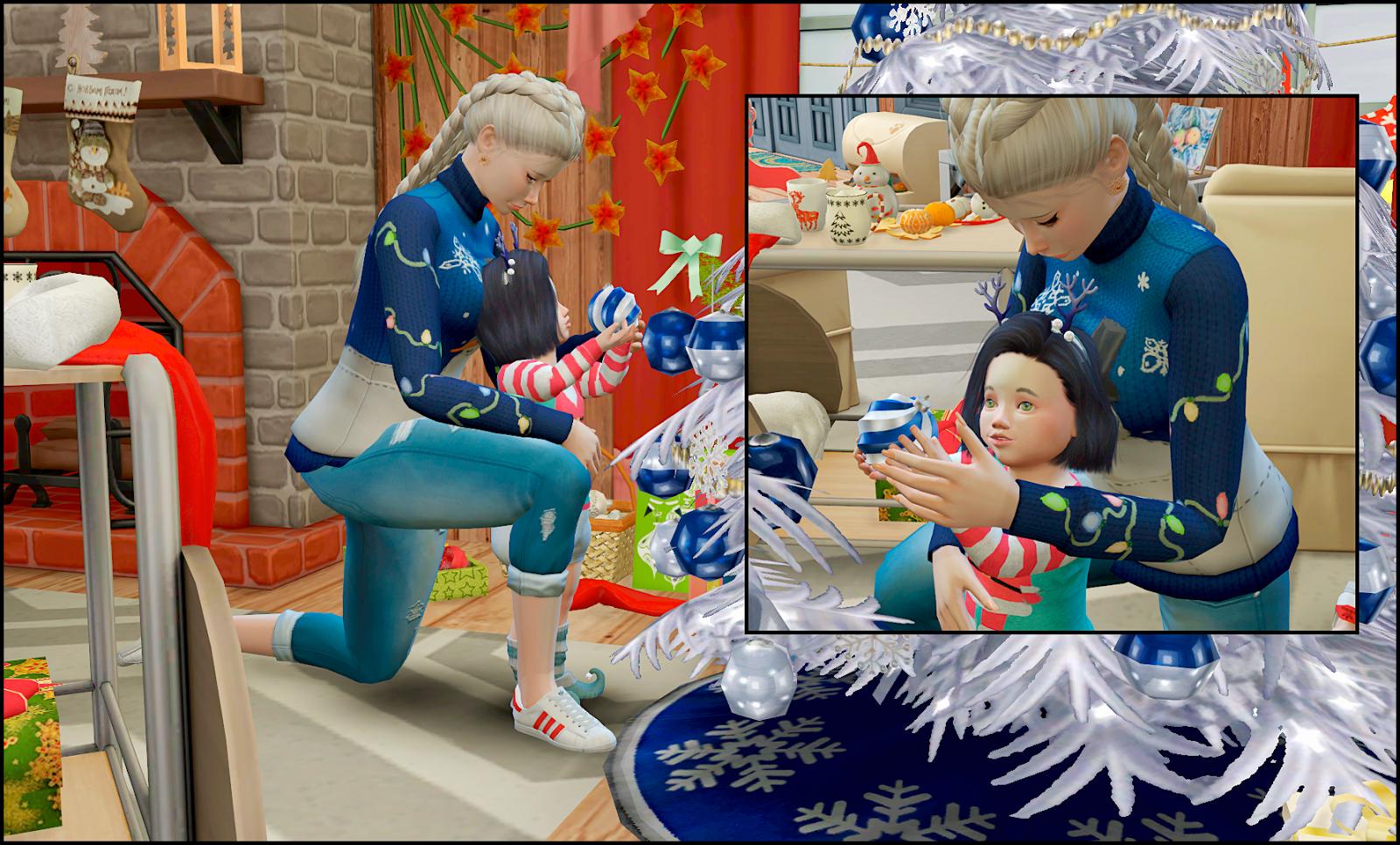 Sims 4 Christmas Poses.Christmas Poses The Sims 4 P1 Sims4 Clove Share Asia