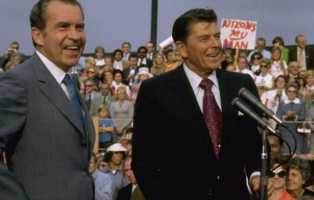 For Liberals, the Watergate Hangover Has Been Excruciating