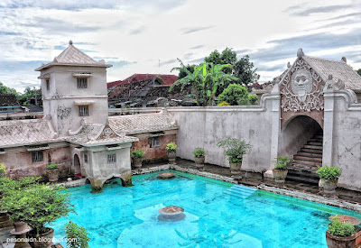 Foto Taman Sari Yogyakarta