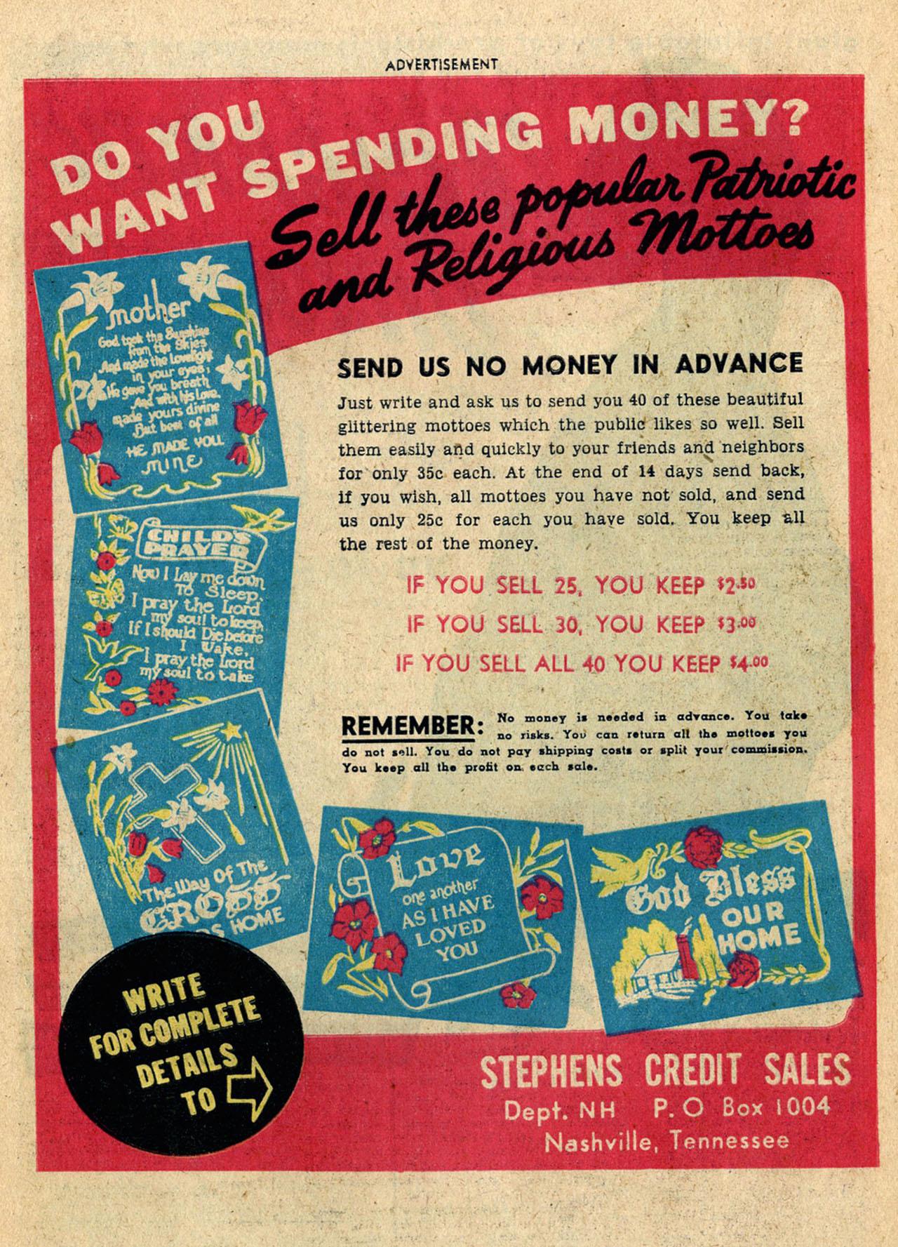 Read online Detective Comics (1937) comic -  Issue #260 - 34