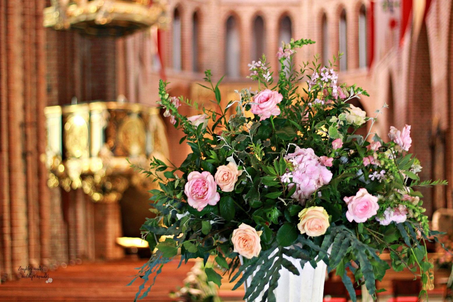 Ślubne dekoracje kwiatowe - So Nice!