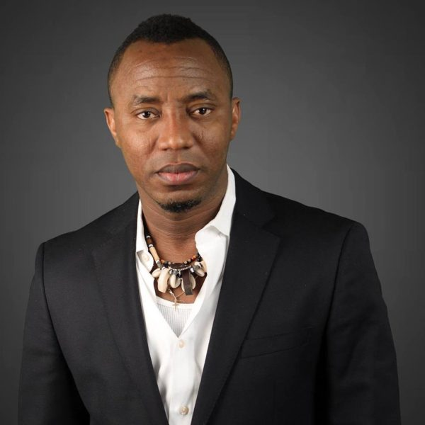Omoyele Sowore ,Sahara Reporters Publisher To Run For Presidency In 2019