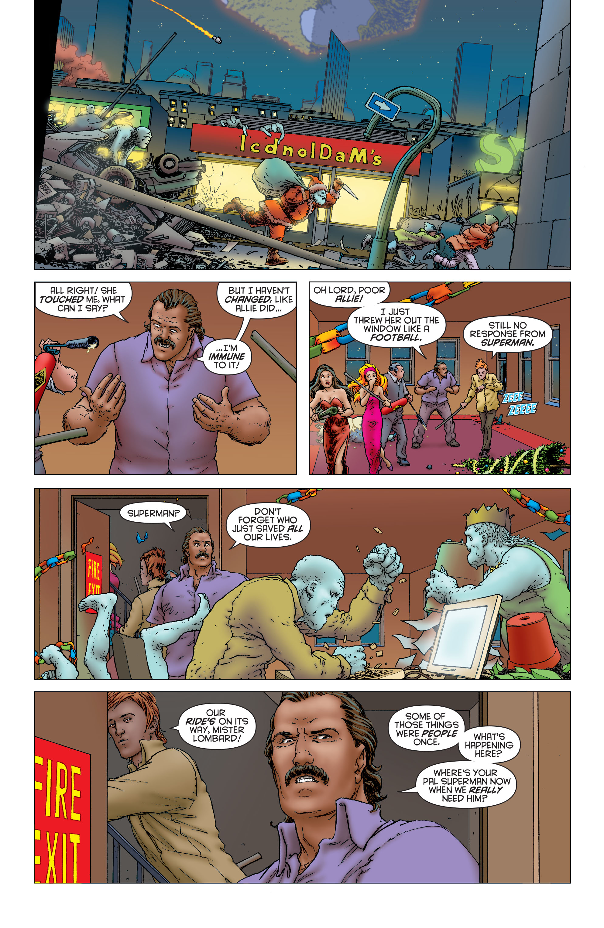 Read online All Star Superman comic -  Issue #7 - 9