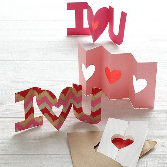 Kærlighed Notes-kort
