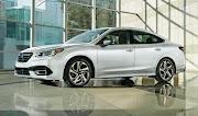 New Subaru Legacy announced with powerful engine