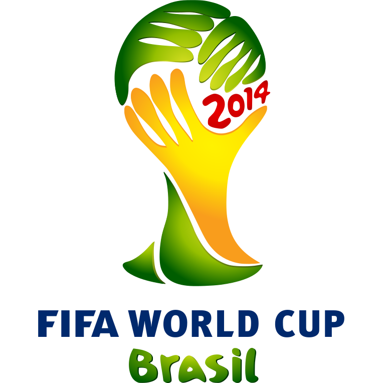 Logo Piala Dunia FIFA Tahun 2014 Brasil