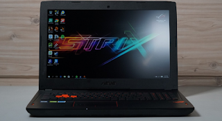 Asus ROG Strix GL502VS Gaming Laptop Full Drivers - Software For Windows 10
