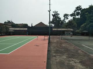 Jasa Pembuatan Dan Renovasi Lapangan Tenis