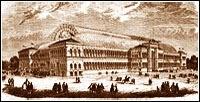 Palais de l'Industrie (Palace of  Industry)