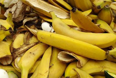 Piel del plátano