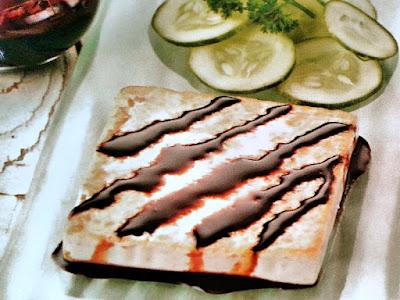 Gambar Resep Tofu Saus Ponzu